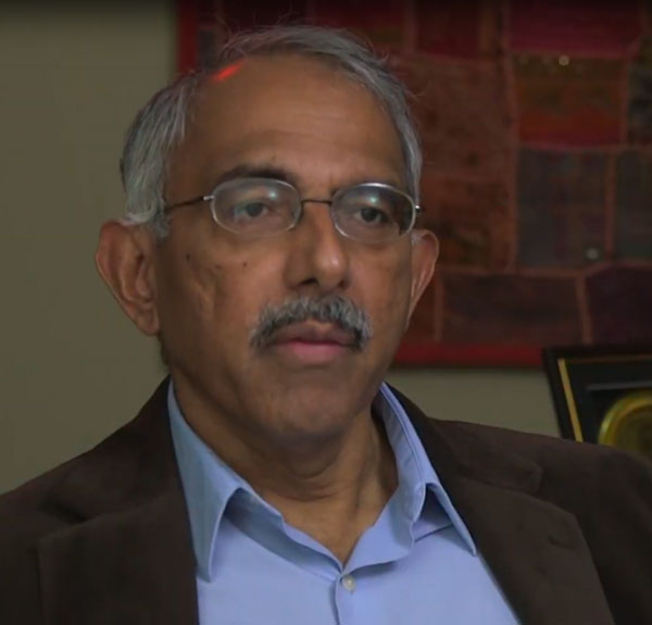 Dr. K.M. Venkat Narayan, MD, MSc, MBA, Director of Emory Global Diabetes Research Cente